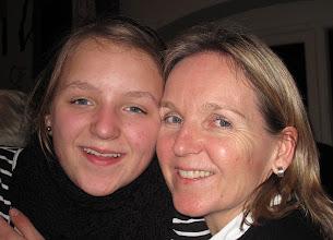 Photo: Dochter en moeder