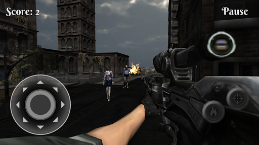 Sniper 3D Assassin Shooter : zombie characters 1.0 {cheat|hack|gameplay|apk mod|resources generator} 5
