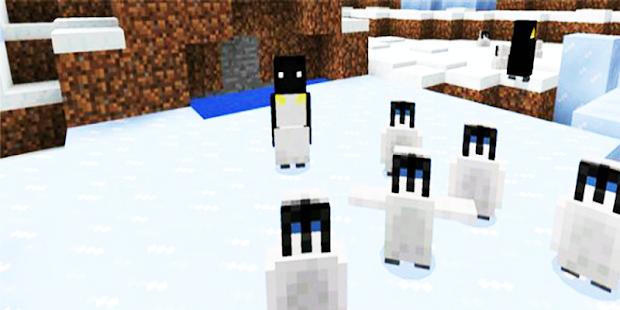 "Mod ""Pocket Creatures"" for Minecraft PE - náhled"