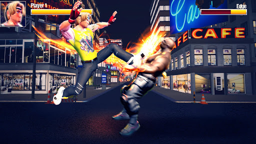 Rage Fight of Streets - Beat Em Up Game 28 screenshots 4