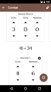 All munchkins: level counter - náhled
