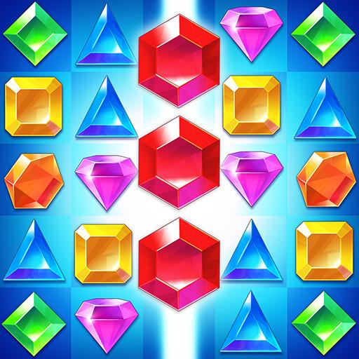 Jewel World - Match 3 Adventure Puzzles