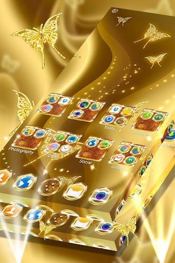 Golden Launcher 1.284.1.83 screenshots 1