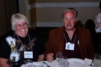 Photo: Shirley and Robert Janda