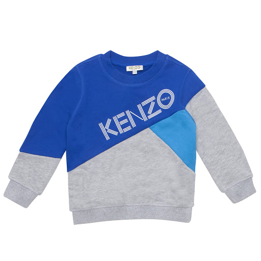 Primary image of Kenzo Boys Logo Sweatshirt