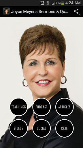 Download Joyce Meyer's Sermons & Quotes Google Play softwares