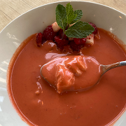 Fruity Gazpacho Caldo