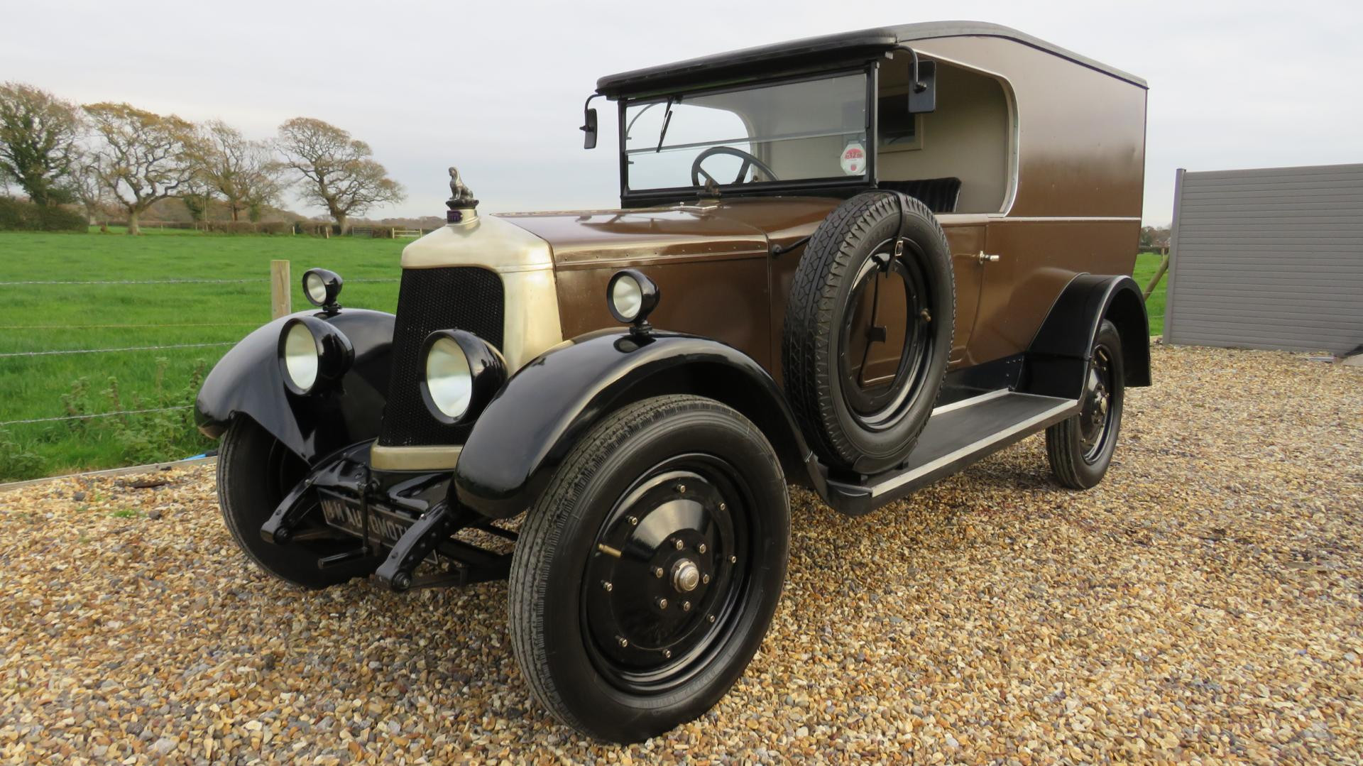 Armstrong Siddeley 18hp Van Hire Chelmsford