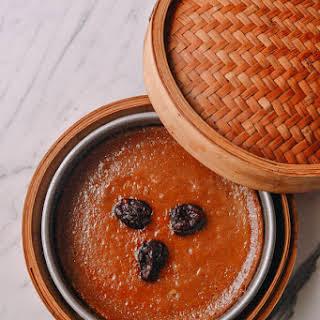 Chinese New Year Sweet Rice Cake (Nian Gao).