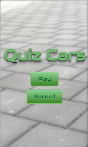 Quiz Cars
