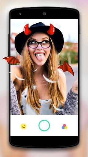 Face Camera-Snappy Photo screenshot 5