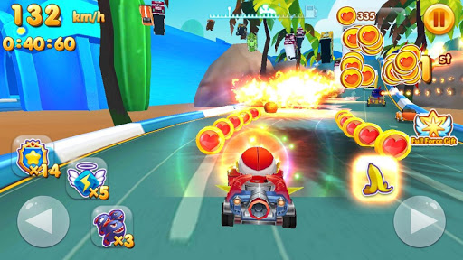Télécharger Toons Star Racers apk mod screenshots 3
