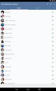 Lite for Facebook Messenger Screenshot