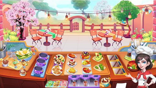 Restaurant Madness - A chef cooking city game android2mod screenshots 2