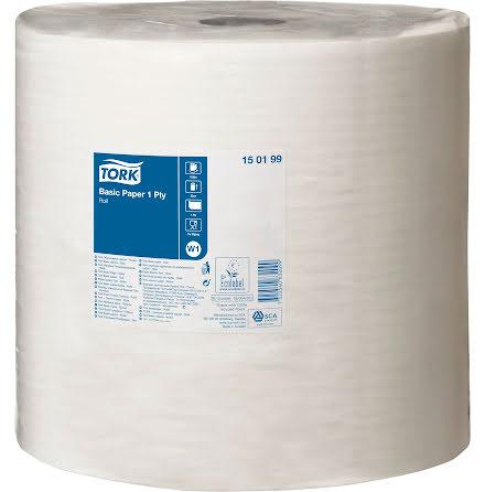 Tork Basic Papper, Stor rl, W1