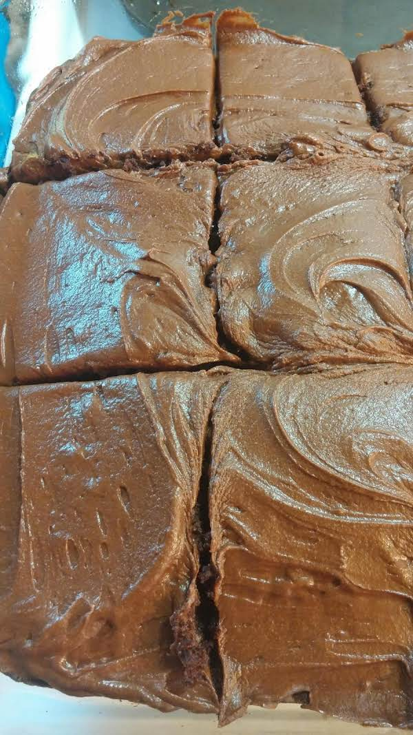 Rich And Creamy Chocolate Frosting Recipe