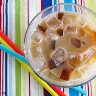 Japanese Style Coffee Jelly
