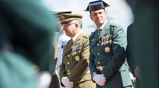 Hernández Mosquera asciende a coronel