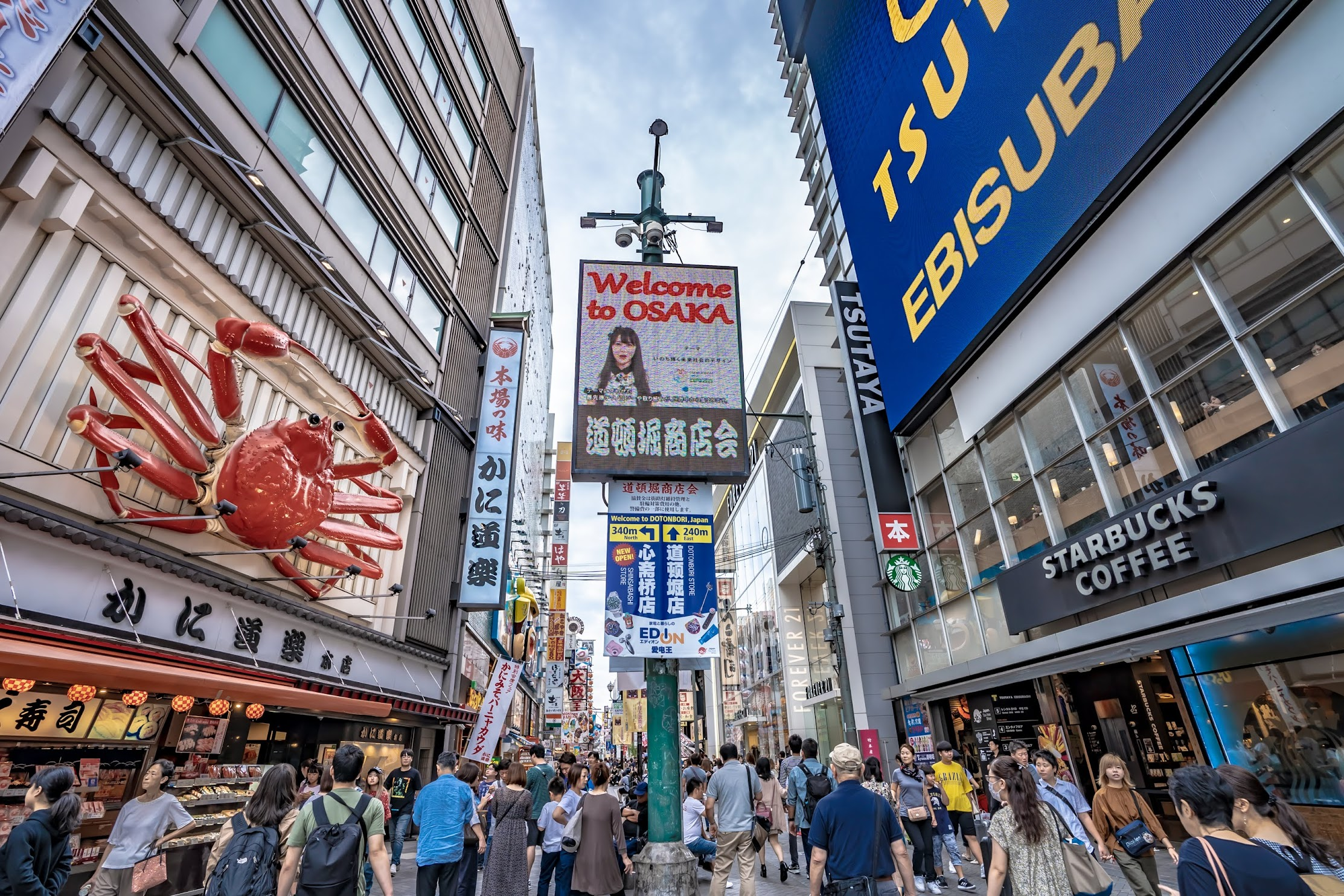 Dotonbori Shopping District