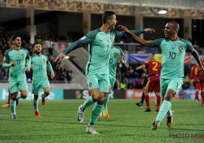 """Cristiano Ronaldo ne s'en cache pas : """"Je veux ce record"""""""