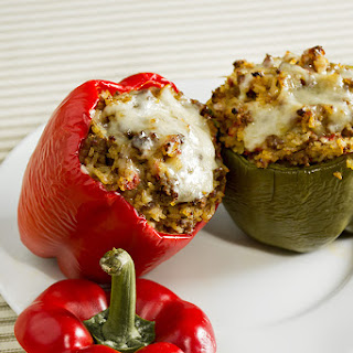 Stuffed Peppers.