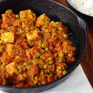 Mattar Tofu