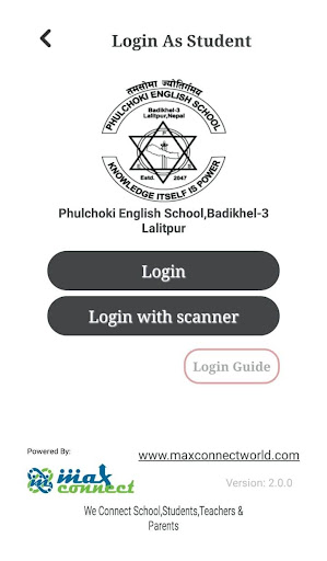 Phulchoki English School,Badikhel-3 Lalitpur screenshot 6