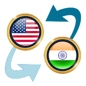 Dólar USA x Rupia india