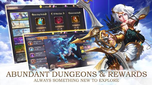Code Triche Celestialu00a0Age : Origin -  All NEW Adventure! APK MOD screenshots 3