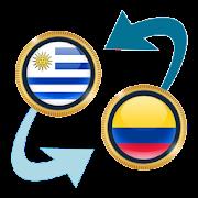 UYU Peso x Colombia Peso