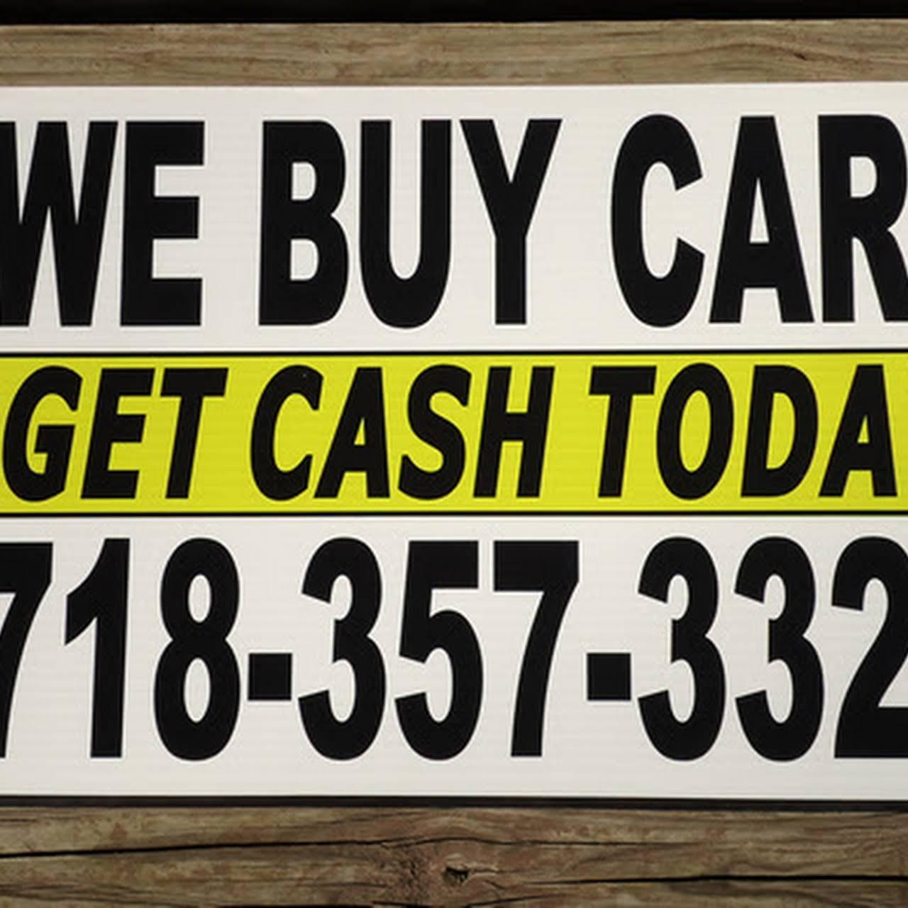 We Buy Cars - Used Car Dealer in Queens