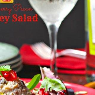 Cranberry Pecan Turkey Salad #SundaySupper</span>