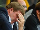 """Vanhaezebrouck en veut à sa défense: """"Ca ne peut pas arriver contre un joueur d'1m73"""""""