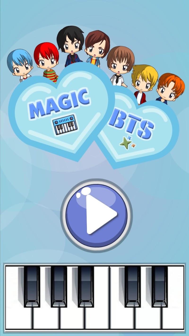 Download Magic Tiles - BTS Edition (K-Pop) Cheat APK MOD