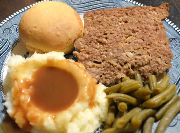 Mom's Meat Loaf Recipe