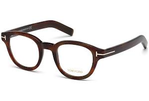 Tom Ford Herren Brille » FT5429«, braun, 055 - havana