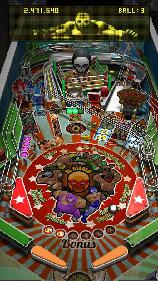 Atomic Pinball Collection- screenshot