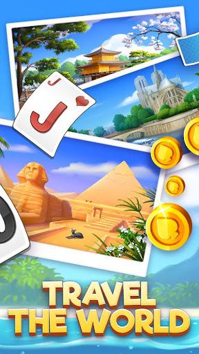 Solitaire Story u2013 TriPeaks - Free Card Journey screenshots 3