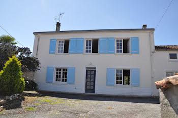 maison à Paizay-le-Chapt (79)