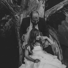 Wedding photographer Krizia Guerrero (fotografiakgb). Photo of 01.08.2016