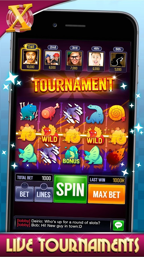 online slot casino  android