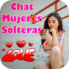 Chat Con Mujeres Solteras icon