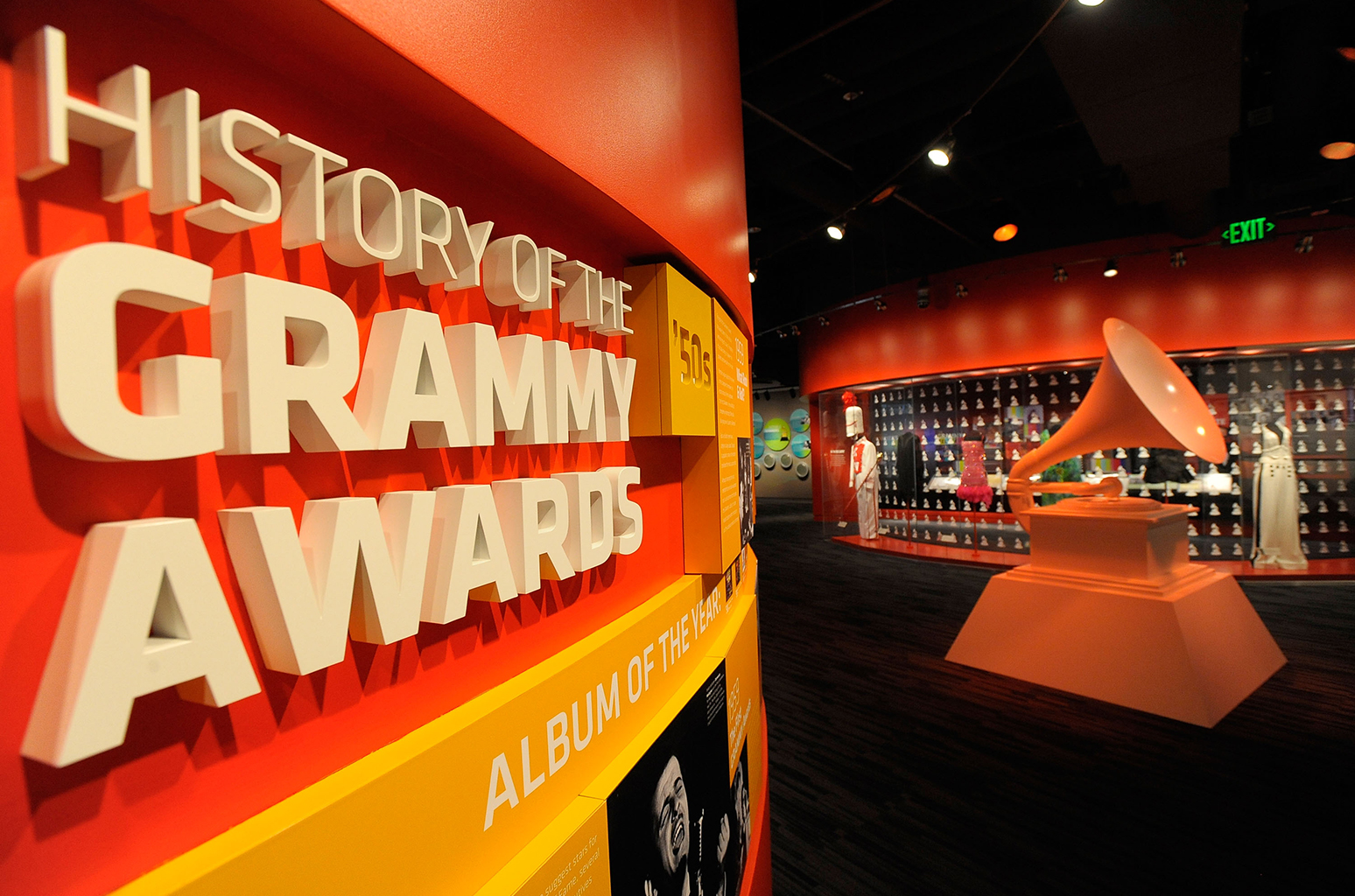 Grammy Museum Preview Day