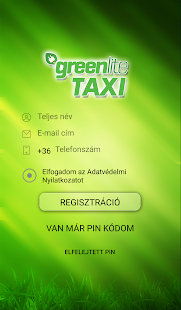 GreenLite Taxi- screenshot thumbnail