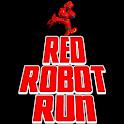 Red Robot Run icon