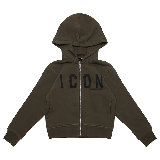 Primary image of DSQUARED2 Boys Zip Hoodie