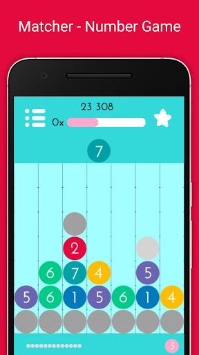 Matcher - Number Game