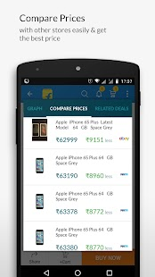 Shopping Assistant by Buyhatke- screenshot thumbnail
