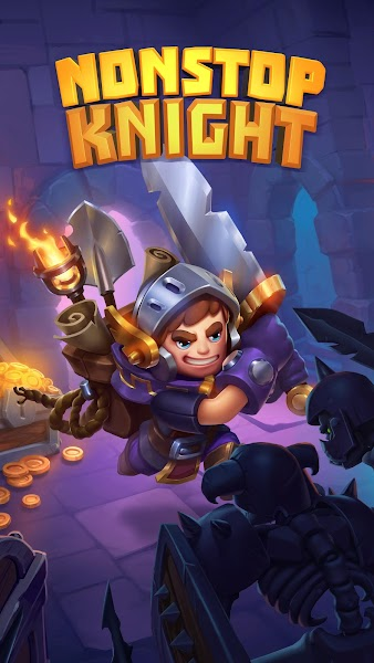 Nonstop Knight v1.9.6 (Mod Money/Unlocked)