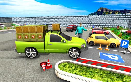 Code Triche voiture parking gloire - voiture Jeux 2020 APK MOD screenshots 5